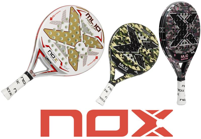 migliori racchette da padel Nox