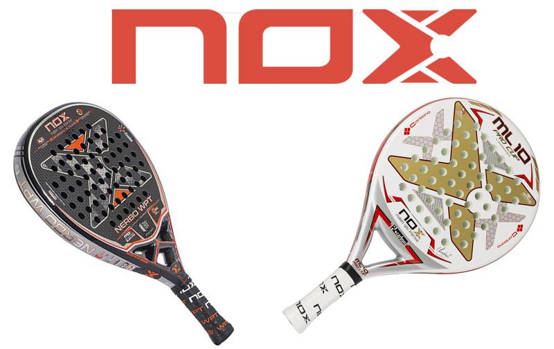 Racchette da padel Nox